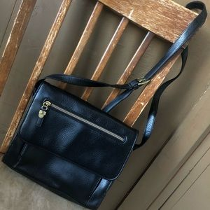 Relic Split Entry Crossbody Bag